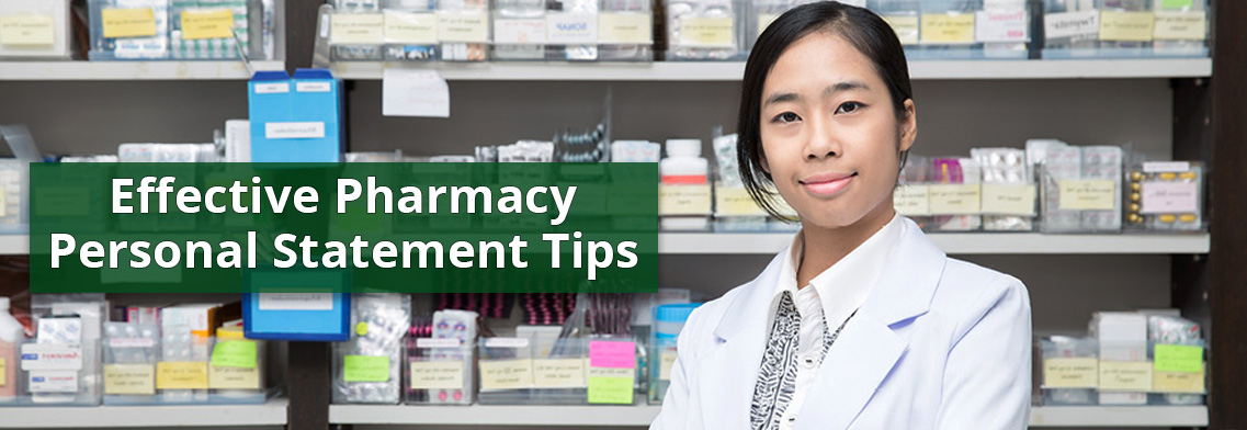 Effective Pharmacy Personal Statement Tips