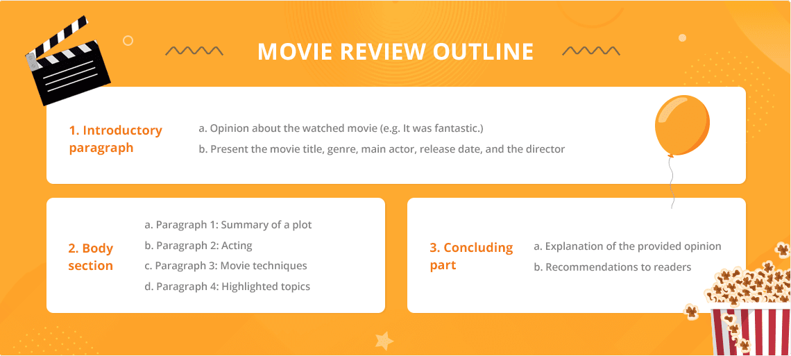 How to Produce Movie Review Outline