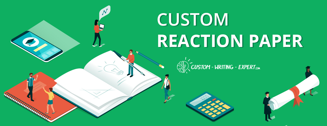 Custom Reaction Paper
