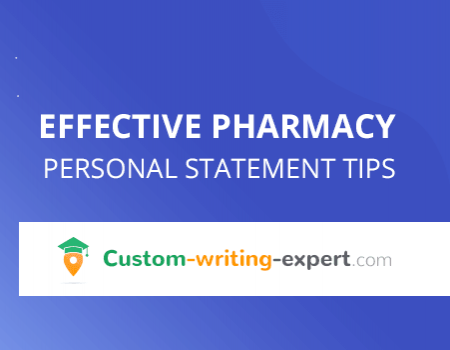 Effective Pharmacy Personal Statement