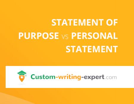 Statement of Purpose vs Personal Statement