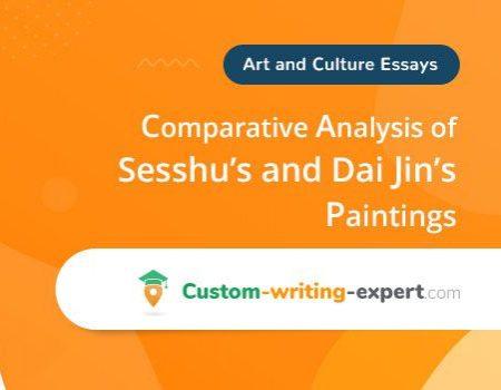 Analysis of Sesshus and Dai Jins Paintings Free Essay