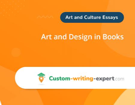 Art and Design in three Books Free Essay