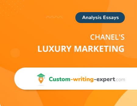 Chanels Luxury Marketing