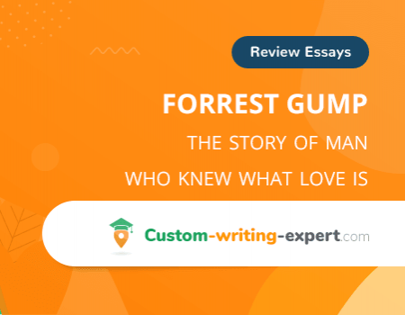 Forrest Gump, the Story of Man Who Knew What Love Is Free Essay