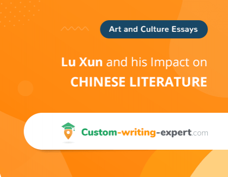 Lu-Xun and his Impact on Chinese Literature