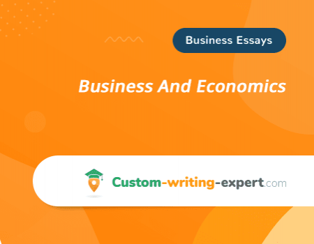 Business And Economics Free Essay