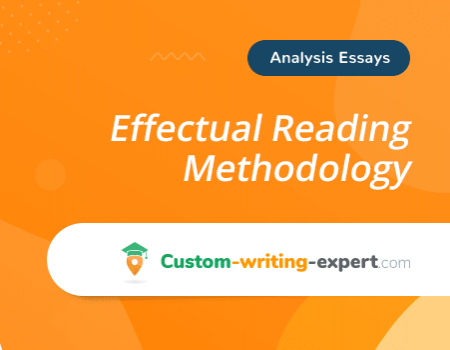 Effectual Reading Methodology Free Essay